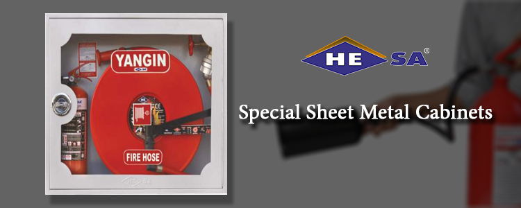 Special Sheet Metal Cabinets